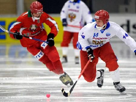 Хоккей с мячем - Центр спортивной подготовки Республики Татарстан