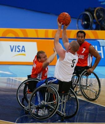 Баскетбол на колясках(ПОДА) - Центр спортивной подготовки Республики Татарстан